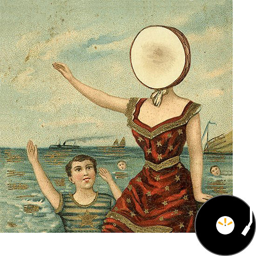 In The Aeroplane Over The Sea (Reis) (Ogv) (Vinyl)