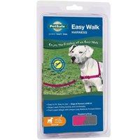 PetSafe Easy Walk No Pull Dog Harness, Medium, Raspberry