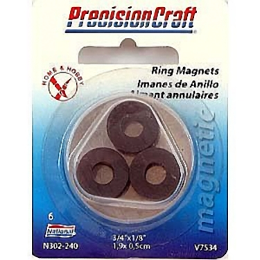 Precision Craft Ring Magnets