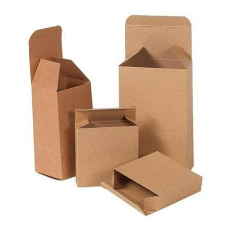 Kraft Reverse Tuck Folding Cartons SHPRTC20