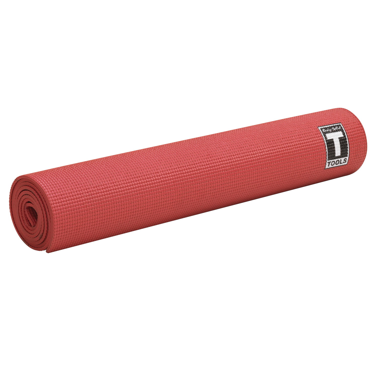 BSTYM5 5mm Red Yoga Mat
