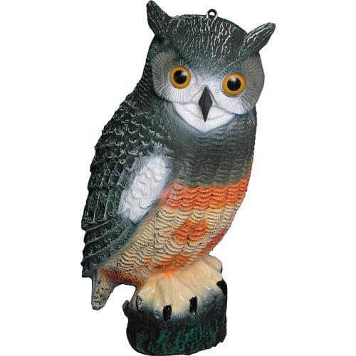 Bond Manufacturing Company Owl Decoy
