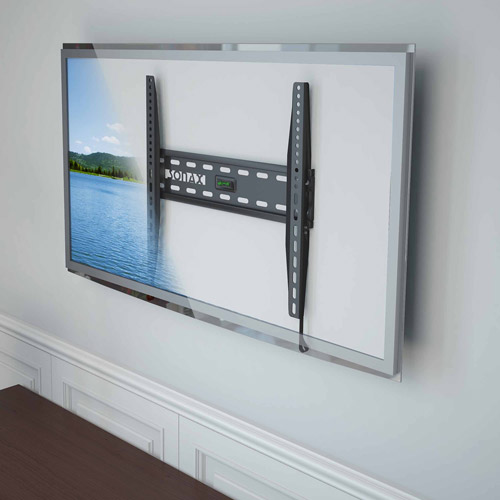 """Sonax E-0055-MP Fixed Low Profile Wall mount for 26"""" - 50"""" TVs"""