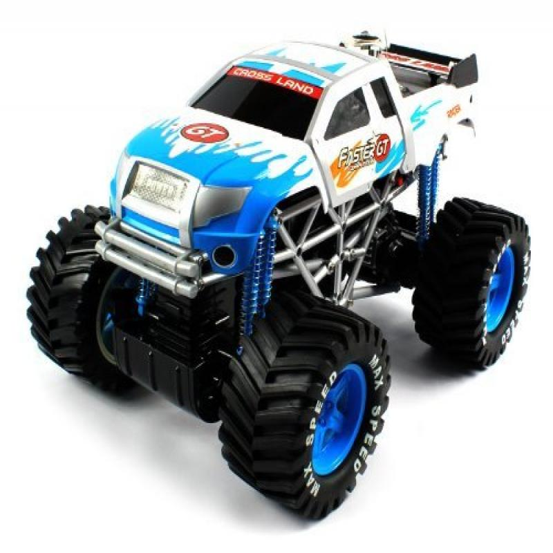 Sienna GT Cross Land Racer Electric RC Truck 1:10 Monster...