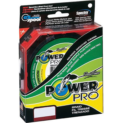 PowerPro Braided 300 yd Fishing Line
