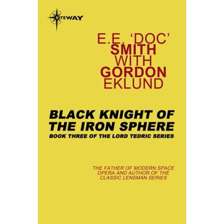 Black Knight of the Iron Sphere - eBook - Iron Leaf Sphere