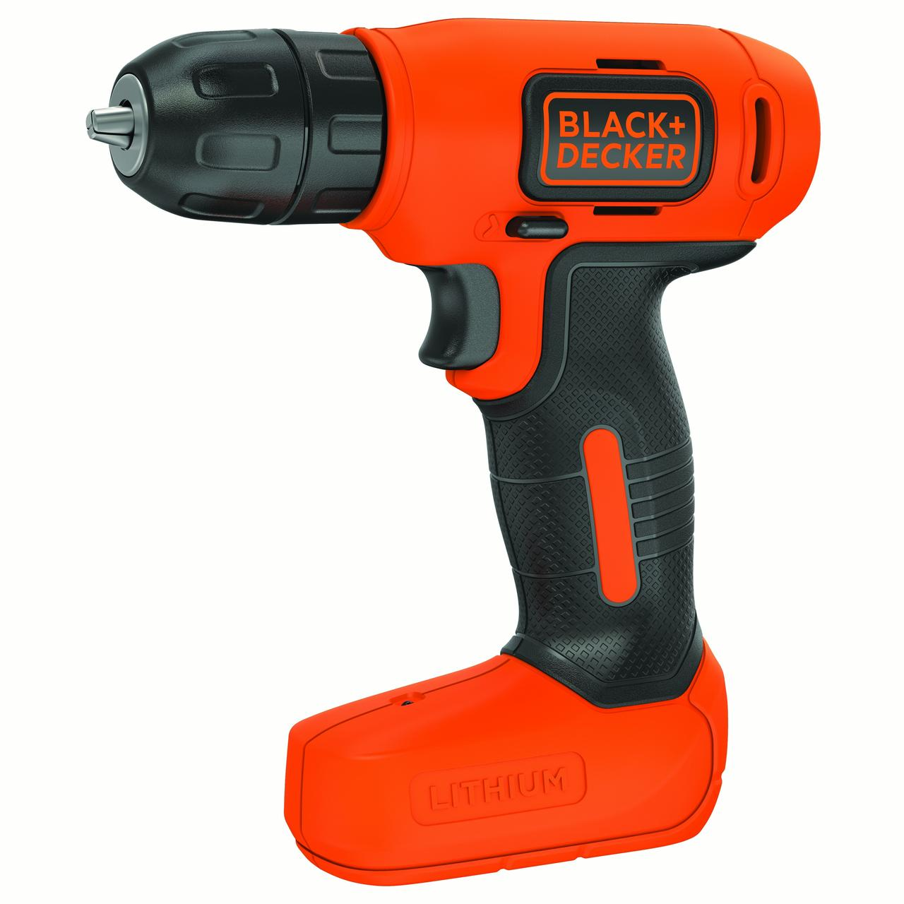 Black & Decker BDCD8C 8V MAX Lithium-Ion Cordless Drill by Stanley Black & Decker