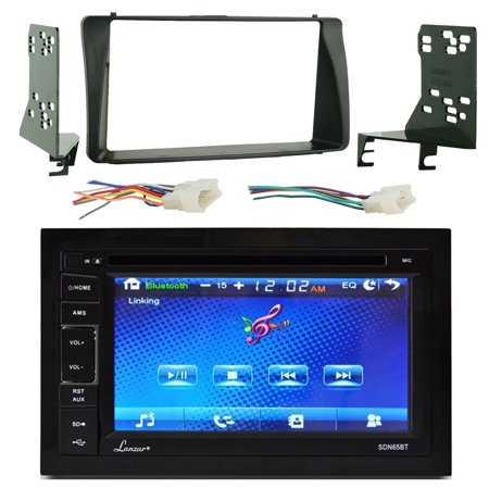 Lanzar sdn65bt 65 inch lcd bluetooth mp4 player receiver bundle lanzar sdn65bt 65 inch lcd bluetooth mp4 player receiver bundle combo with metra 2 greentooth Image collections