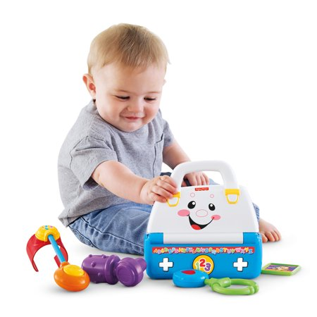 Fisher Price Laugh   Learn Sing A Song Med Kit
