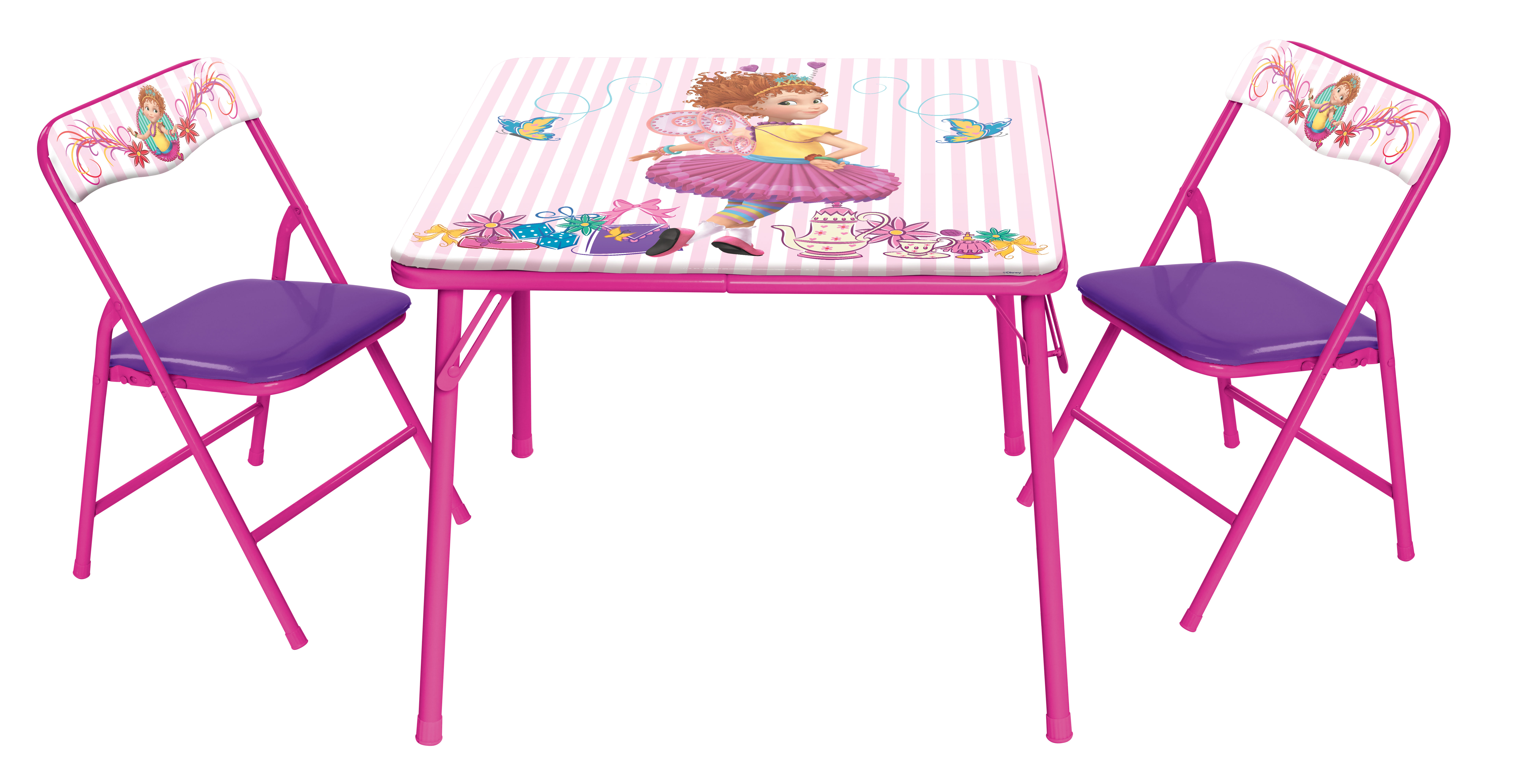 Fancy Nancy Erasable Activity Table