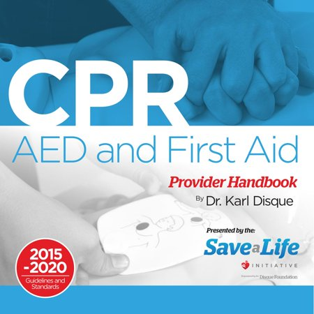 CPR, AED & First Aid Provider Handbook - Audiobook