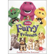 Barney Furry Friends [DVD] by Trimark Home Video
