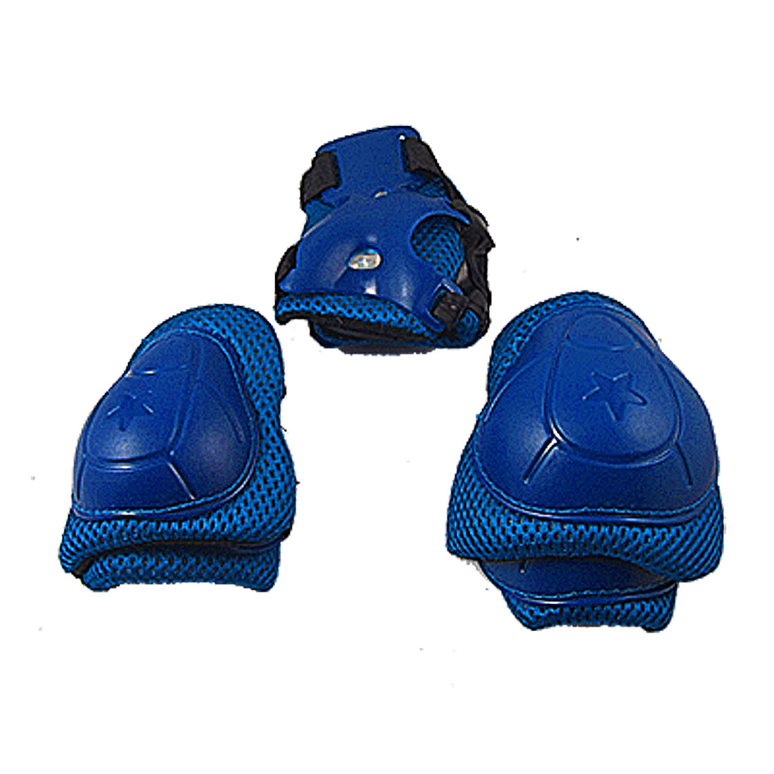 Scooter Skateboarding Skating Combo Pads Wrist Guard Elbow Knee Pads for Child