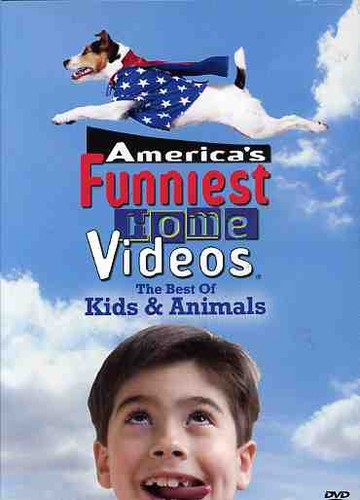 America's Funniest Home Videos: The Best of Kids & Animals (DVD) by Sony Music Distribution