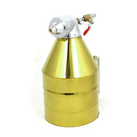 4mm nozzle air hopper spray gun paint sprayer tool for wall - Painting tool avis ...