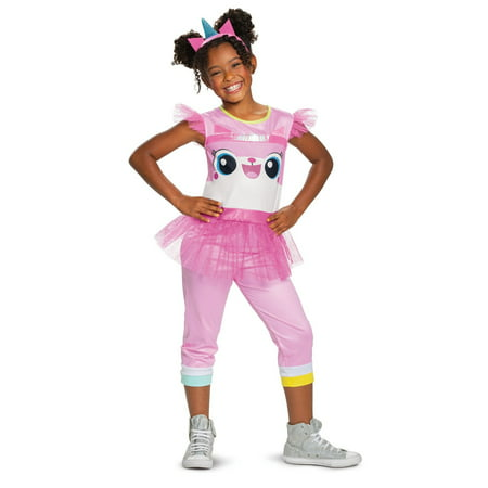 Halloween Lego Movie 2: Unikitty Classic Child Costume