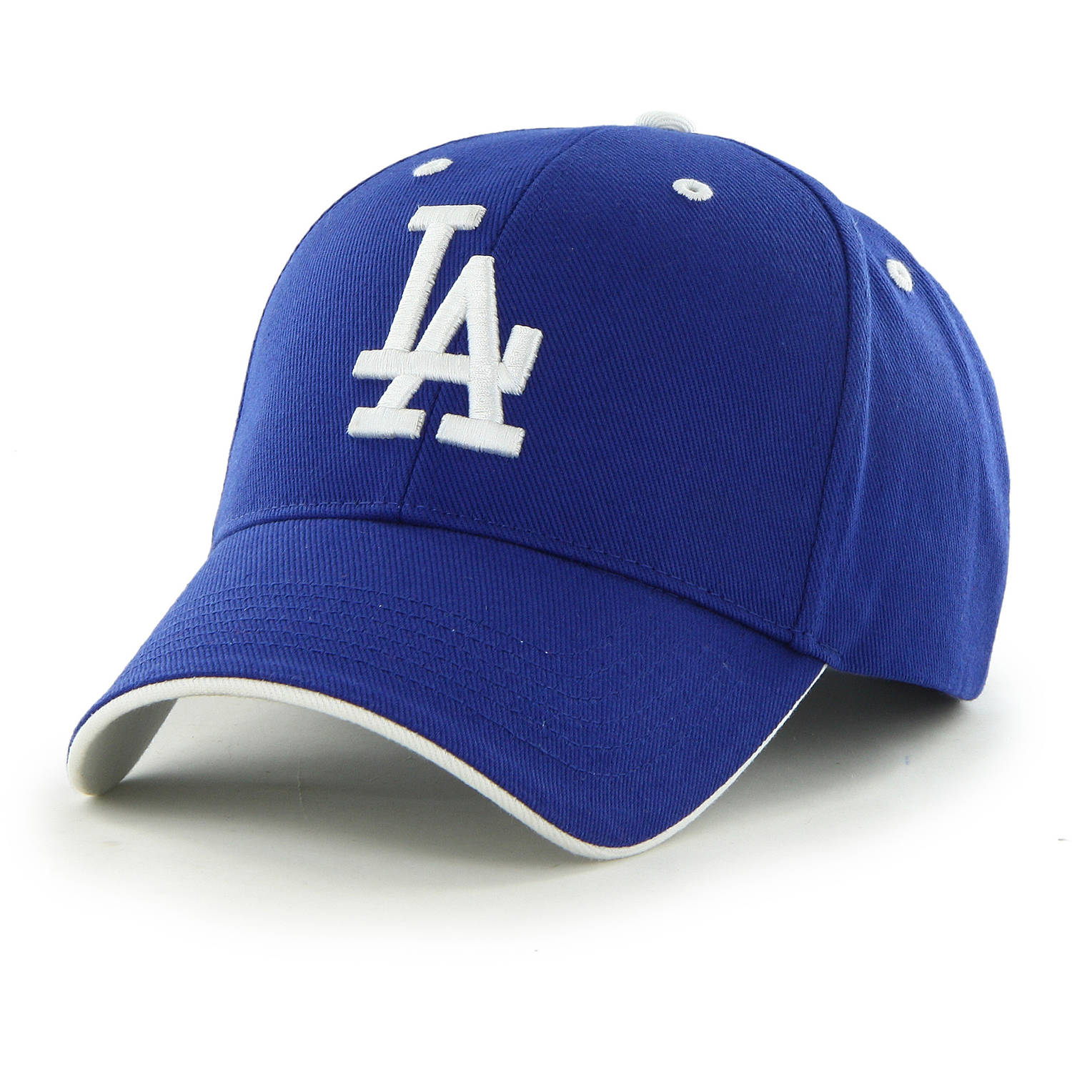 MLB Los Angeles Dodgers Money Maker Youth Cap / Hat by Fan Favorite