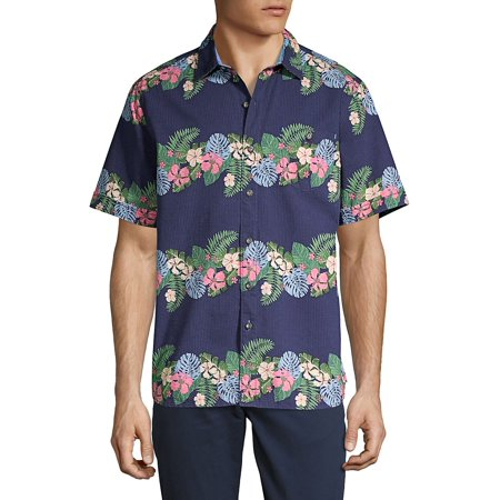Regular-Fit Lei Low Stripe Camp Shirt