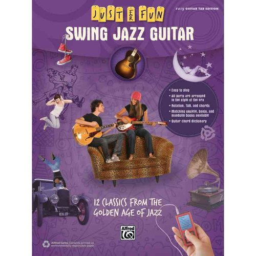 Swing Jazz Guitar: 12 Classics from the Golden Age of Jazz