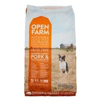Open Farm Grain-Free Pork & Root Vegetable Recipe Dry Dog Food, 24 lb. Bag