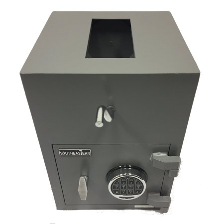 - Top Loading Depository Drop Safe with UL Listed Digital Lock