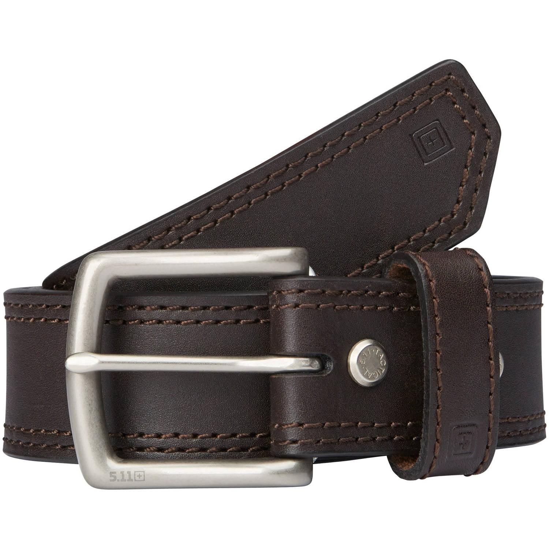 5 11 tactical 1 1 2 quot arc leather belt brown walmart