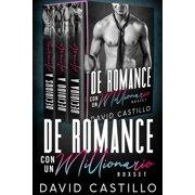 De romance con un millonario - eBook