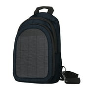 HAWEEL Solar Power Backpack Outdoor Camping Hiking Backpack Solar Panel Charging Travel Bag