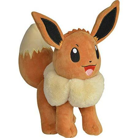 Eevee Pokemon Plush - Pokemon Eevee Plush Stuffed Animal Toy - 8