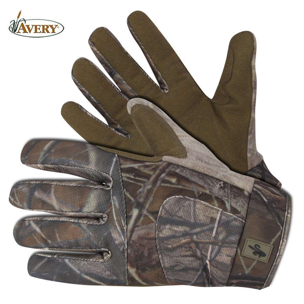 Avery Outdoors Worker Insulated Gloves (XL) - Buck Brush