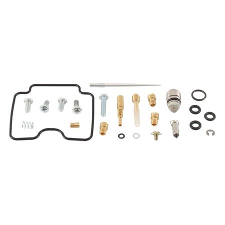 New Carburetor Rebuild Kit For Yamaha YFM400 Kodiak 2WD 01