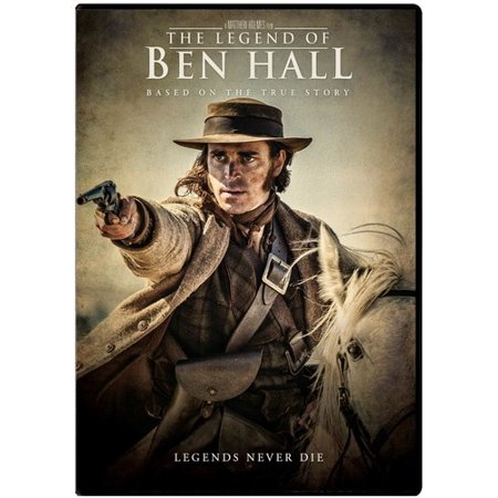 The Legend of Ben Hall (DVD)