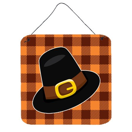 Thanksgiving Pilgrim Hat Wall or Door Hanging Prints - Classroom Door Ideas For Thanksgiving