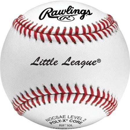 Rawlings Training - Rawlings Little League Level 10 Training Baseballs (12 pack)