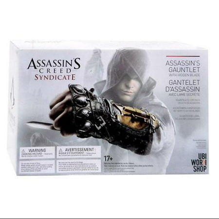 Assassin's Creed Syndicate Jacob's Role Play Hidden Blade Gauntlet](Assassin's Creed Hidden Blade)