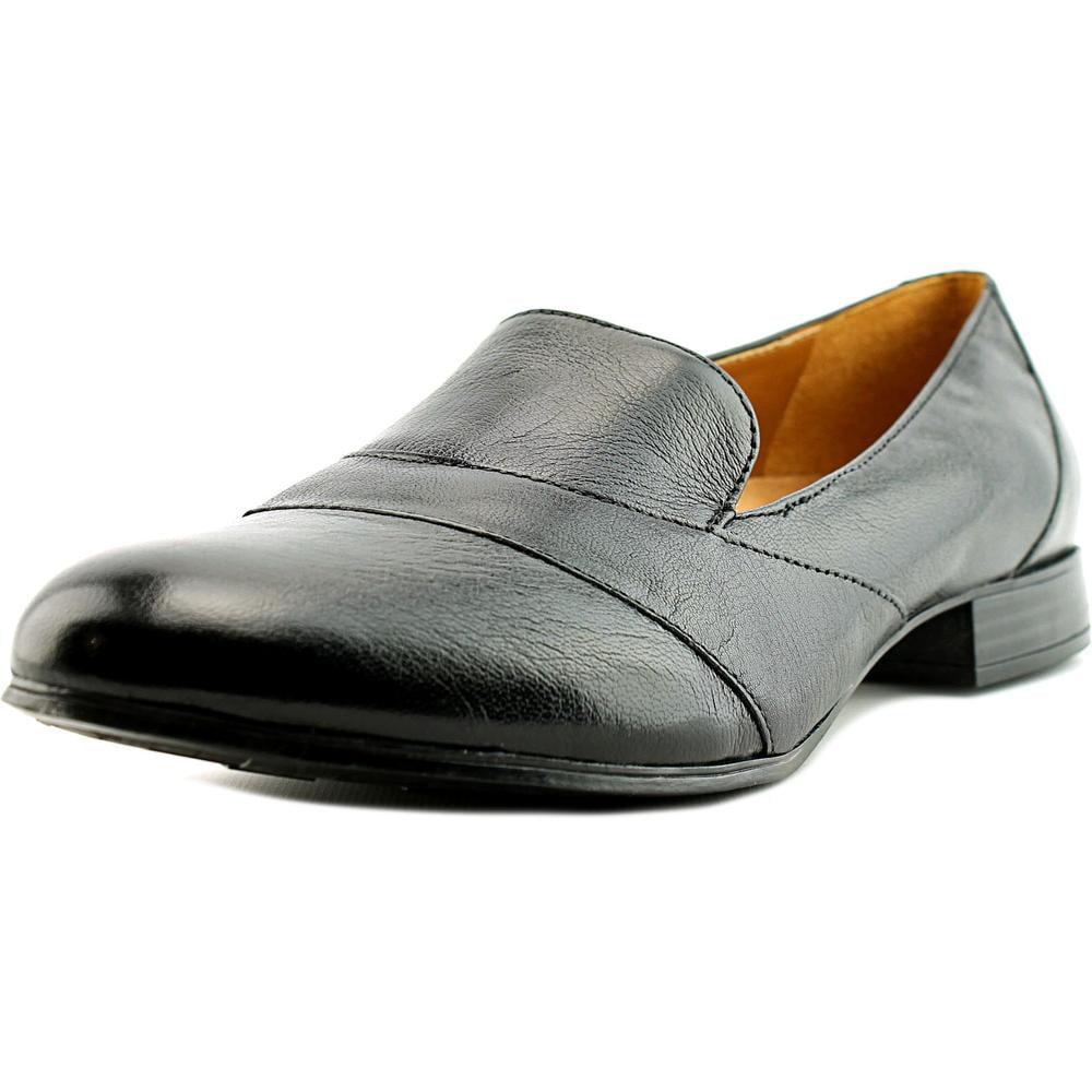 Naturalizer Coretta Women Round Toe Leather Flats by Naturalizer