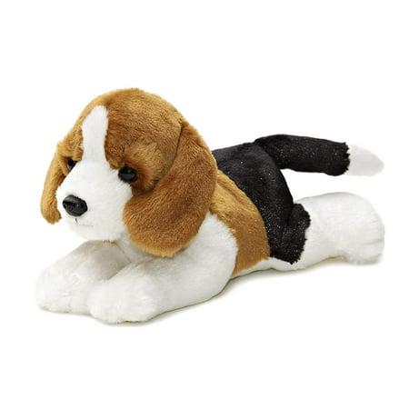 Beagle Toy (Aurora World 31185 Homer (Beagle) Plush Toy, 8