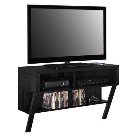 Ameriwood Home Layton Wall Mounted Tv Stand For Tvs Up To 47 Black