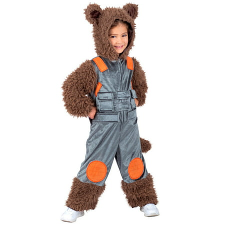 Marvel Child Rocket Raccoon - Kids Raccoon Costume
