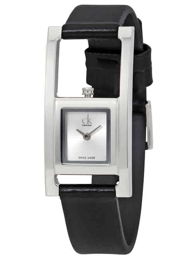 Unexpected Silver Dial Ladies Watch K4H431C6