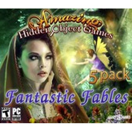 Legacy Interactive Amazing Hogs: Fantastic Fables