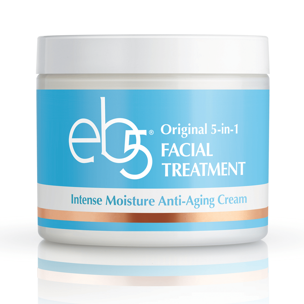 eb5 Unscented Original 5 in 1 Intense Moisture Anti Aging Cream - 4oz