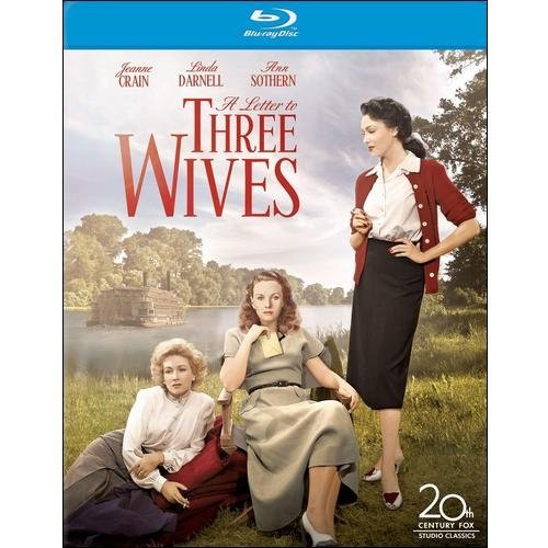 A Letter To Three Wives (65th Anniversary) (Blu-ray) (Full Frame)