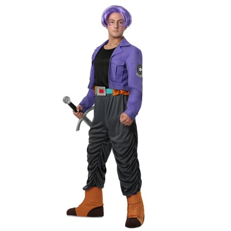 Dragon Ball Z Trunks Costume for Men