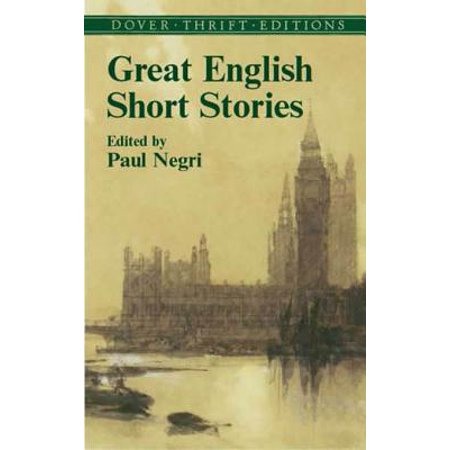 Great English Short Stories - eBook