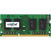 Crucial CT25664BF160BA Crucial 2GB DDR3 SDRAM Memory Module - 2 GB - DDR3 SDRAM - 1600 MHz DDR3-1600/PC3-12800 - 1.35 V - Non-ECC - Unbuffered - 204-pin - SoDIMM