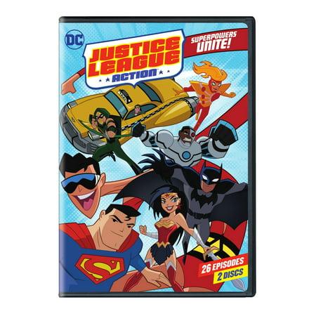 Justice League Action: SuperPowers Unite Season 1 Part