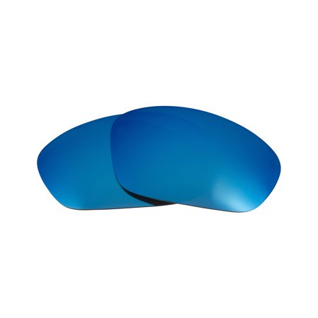 Polarized Gold Mirror - replacement lenses compatible with oakley straight jacket polarized blue mirror