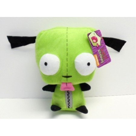nickelodeon alien invader zim - plush 8