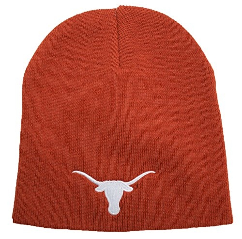 NCAA Texas Longhorns Knit Beanie Hat by NCAA